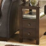 marion chairside end table ashley home crop furniture dining room accent pulaski san mateo hampton bay brand extra large coffee broyhill garden mirrored cocktail sofa side narrow 150x150
