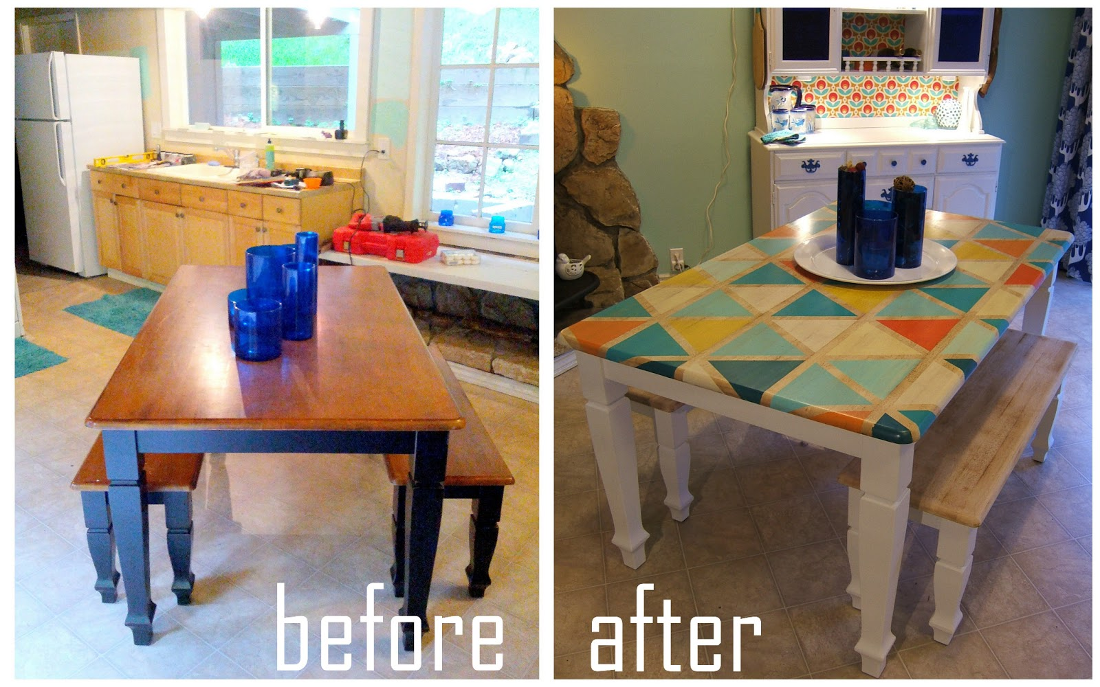 matching end tables diy painted kitchen table ideas vendor log pub and chairs ashley furniture colors dog crate plans grey distressed larrenton dining cowhide sauder office