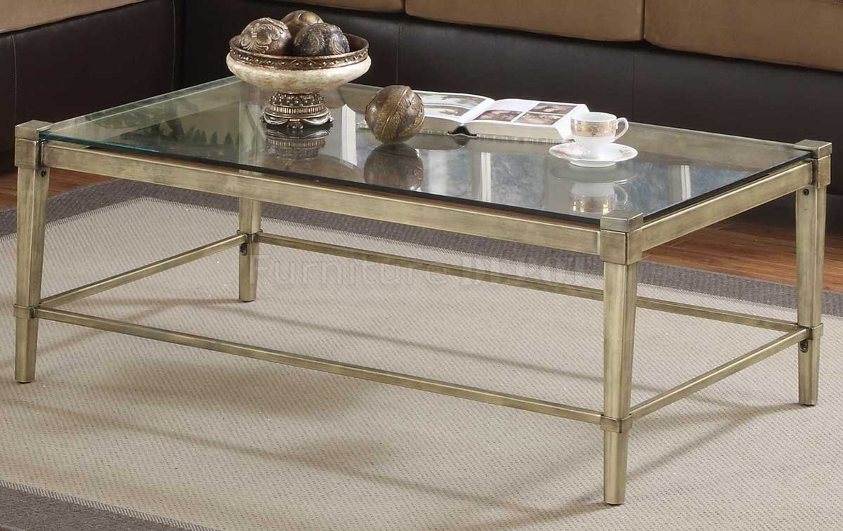 metal coffee tables glass and end iron large gold mirror table color schemes for brown leather furniture liberty rustic white traditions living room ideas antique round wood