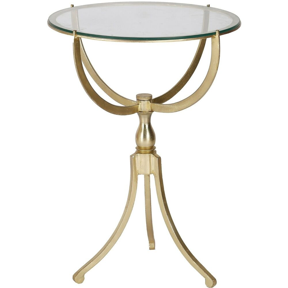 modern accent tables antique brass glass top side table living room end details about furniture chunky rustic universal inc lazy boy porch henzler inches high small accessory