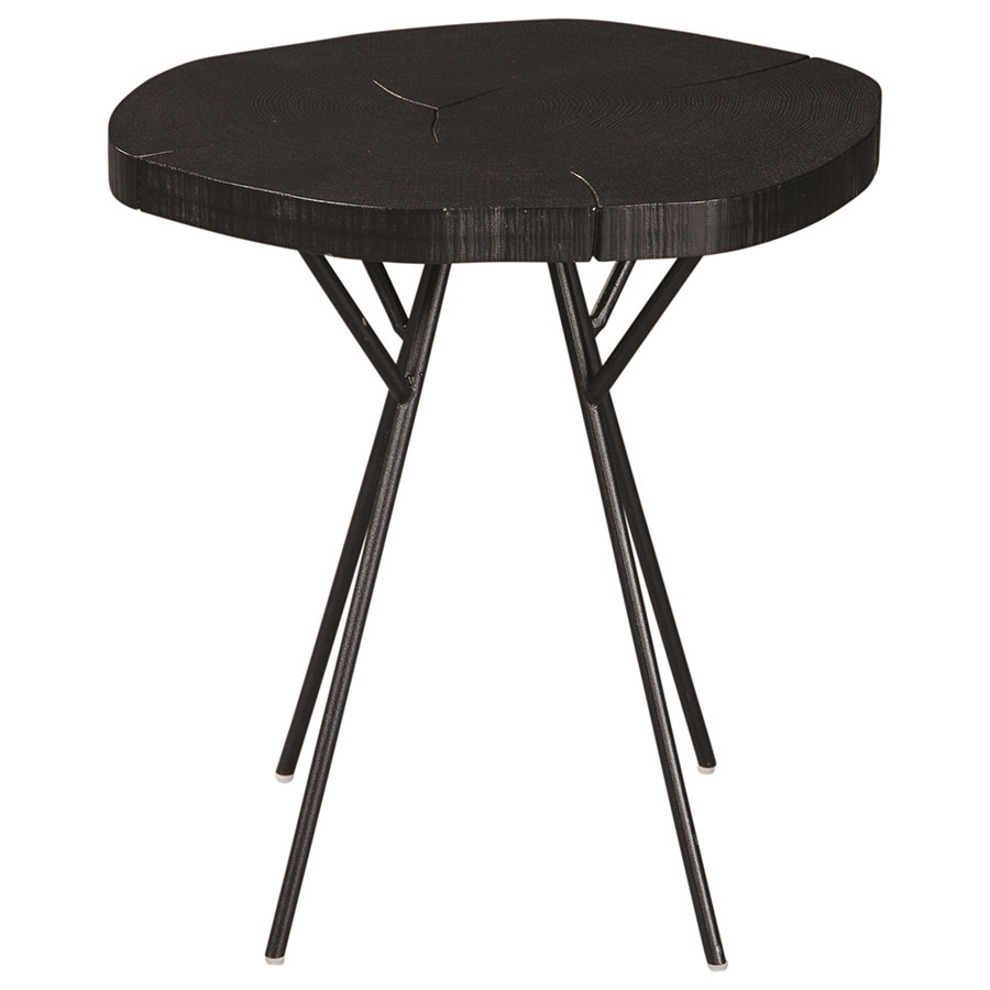 modern end tables kincaid black accent table eurway kincaide side contemporary stylish ashleigh coffee todds diner rustic kitchen and chairs extra tall console cool metal high