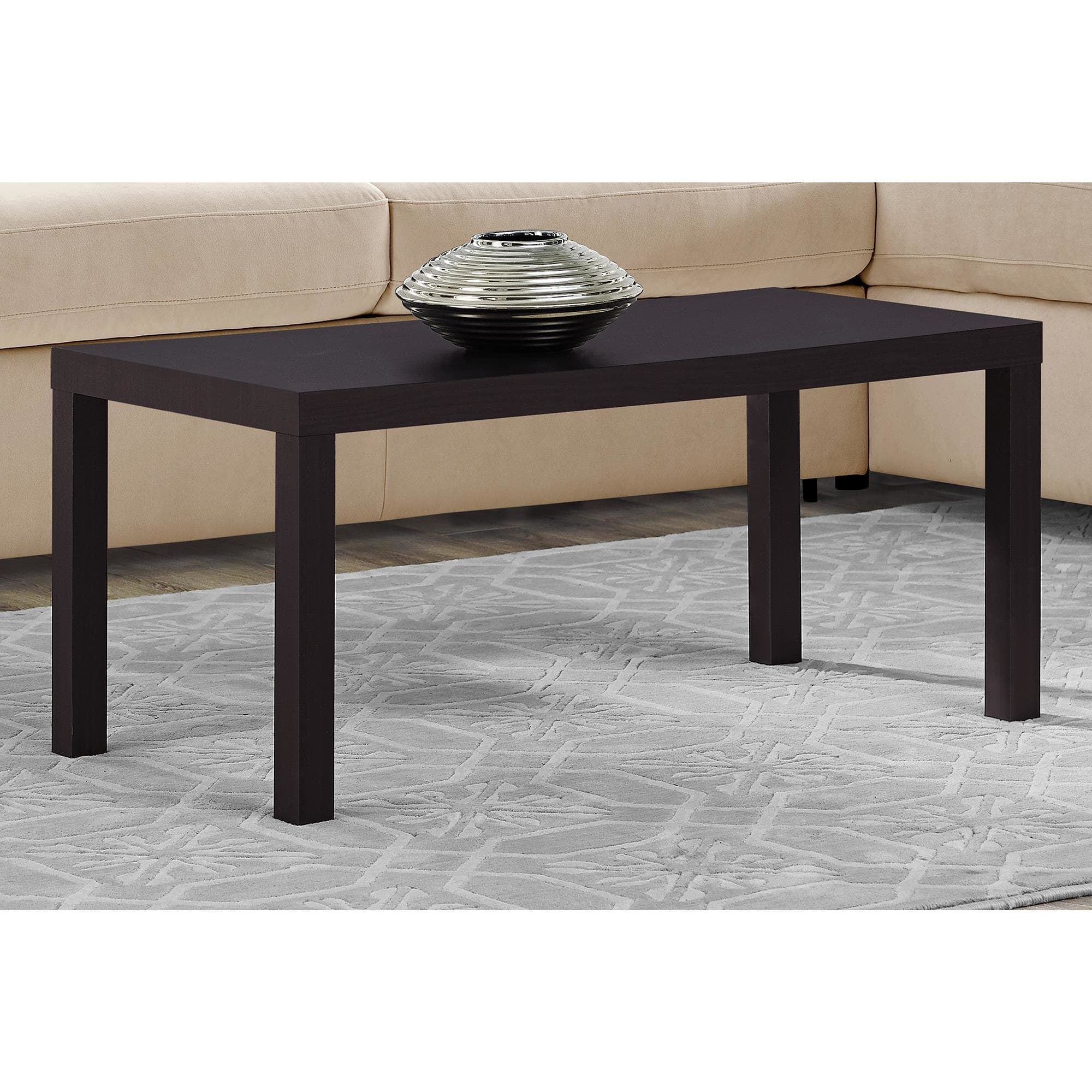 modern parson coffee table white dorel home product target pier porch den wicker park alley free amp crate and barrel west elm room board multiple color black parsons end
