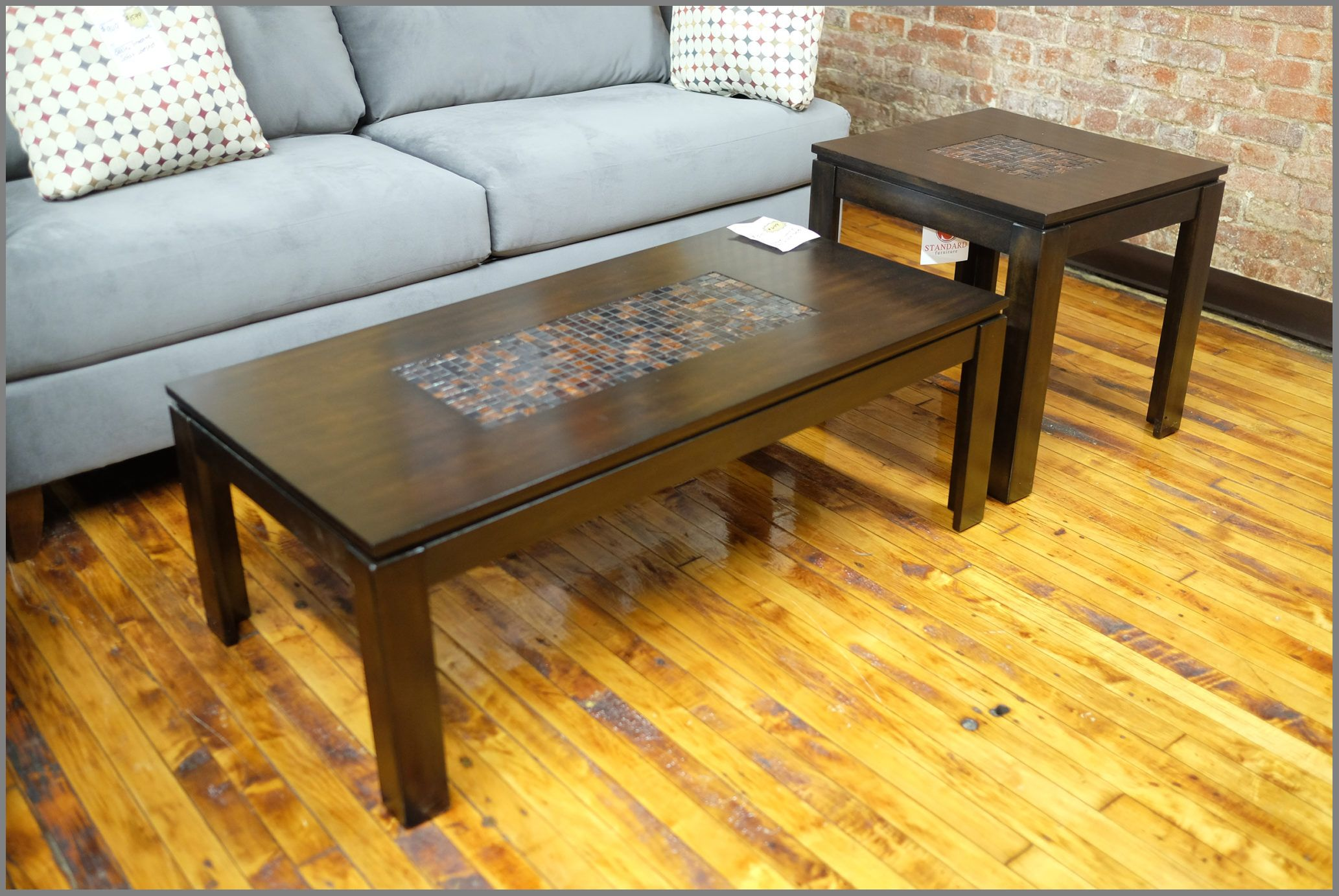 modern standard sparkle coffee end tables pittsburgh furniture used and for floor lamps that light room black pipe desk plans pallet outdoor ideas ashley willow grove universal