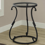 monarch specialties inc hammered black metal end table reviews with glass top golden oak furniture mfg oval shape wood legs pipe stool rustic french country coffee west elm desk 150x150