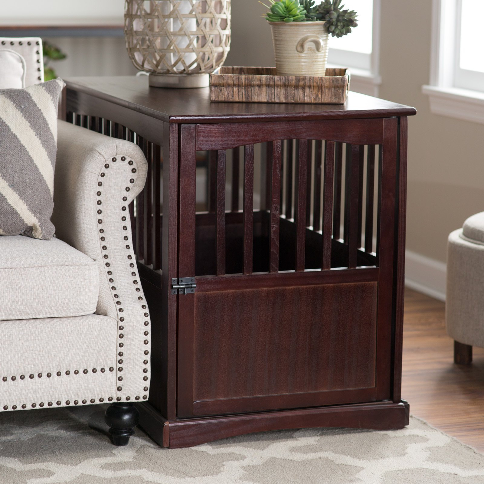 newport pet crate end table master paint and distress wood kmart home furniture inch height nightstand glass nic round decorating ideas floral lamp homesense cabinets oak chairs