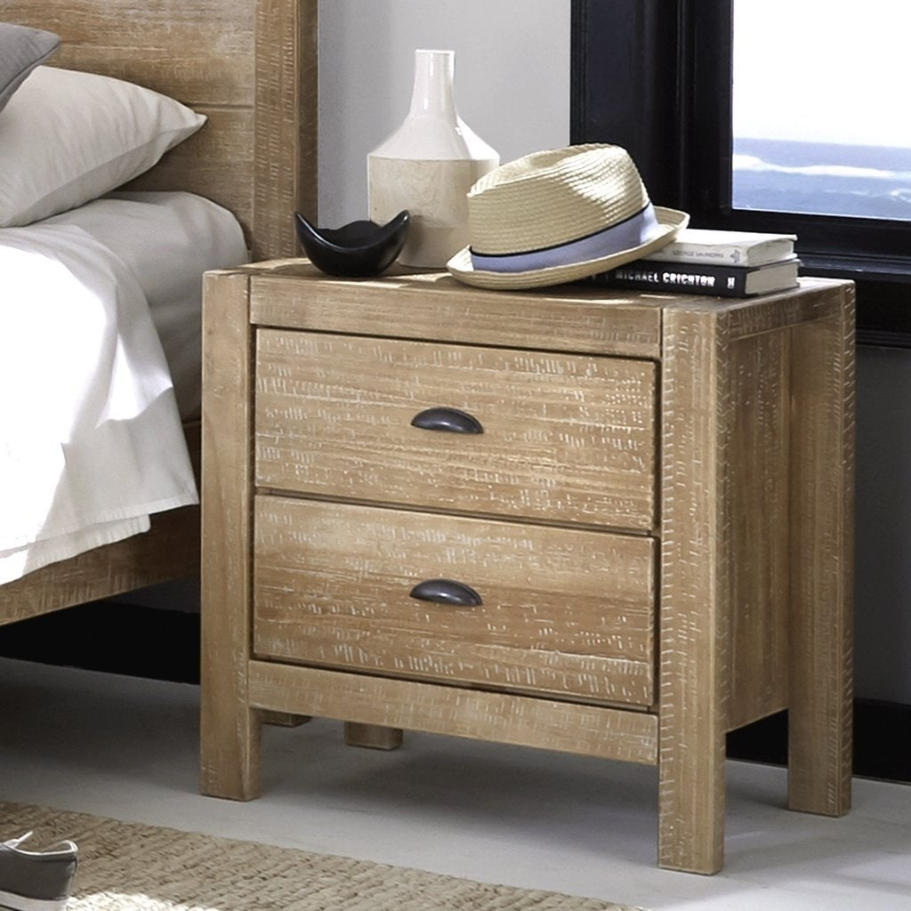 nightstands bedside tables our best and end bedroom furniture unfinished pub table pillows brown leather sofa thin glass console car mats kmart depot home small gray patio top