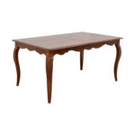 off ethan allen juliette wood dovetailed dining table second hand end tables craigslist broyhill fontana sofa leons thunder bay queen anne cherry coffee stanley youth bedroom set 150x150