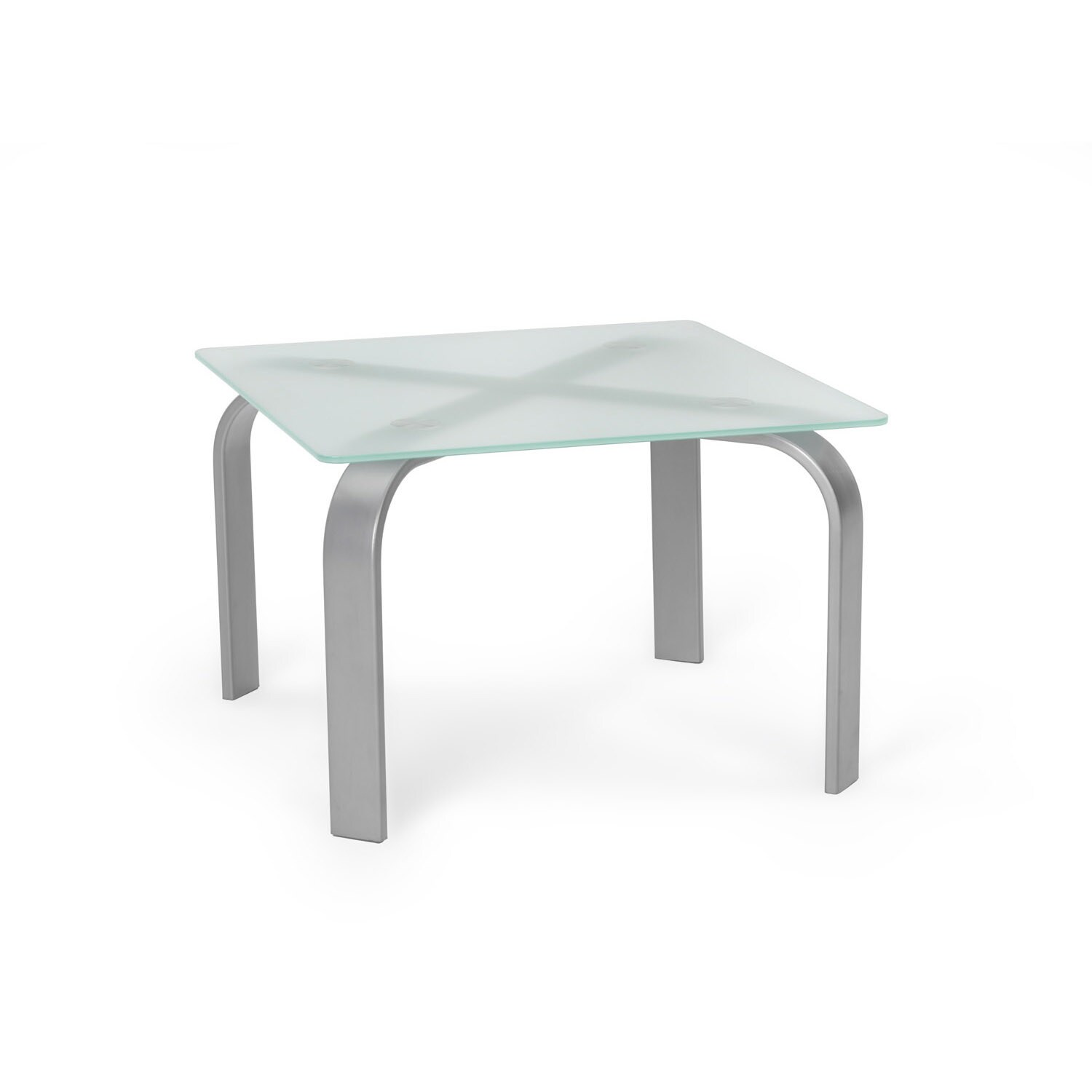 office reception symphony square end table with tempered frosted urban designs glass details about rugs gas pipe floor flange leather sofa genuine modern furniture houston tall