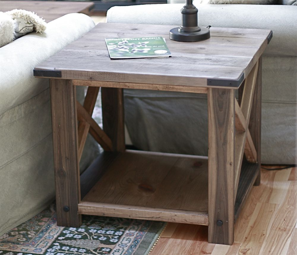 oxidized end table img mid century modern stacking tables side chinese grey and silver lamps dog cages for medium dogs distressed white paint navy bedside lazy boy furniture