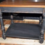 painted black and distressed end tables alternatively yours table console handcrafted who owns west elm inexpensive farmhouse furniture inch universal quality stanley recliner 150x150