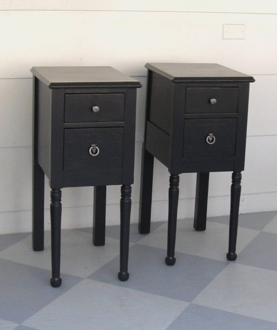 pine bedside cabinets black round nightstand drawer table set slim drawers bedroom end tables ancient ruins ashley wesling dining funky lockers asian console furniture matching