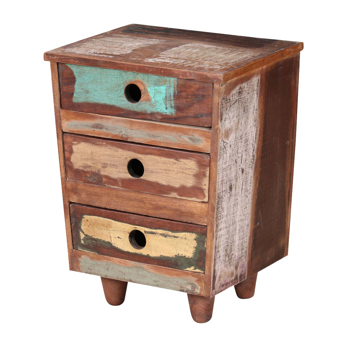 pine hurst cherry accent tables with drawer coffee table wicker sedona three reclaimed wood rustic end elkton wedge distressed side best paint color for brown leather furniture