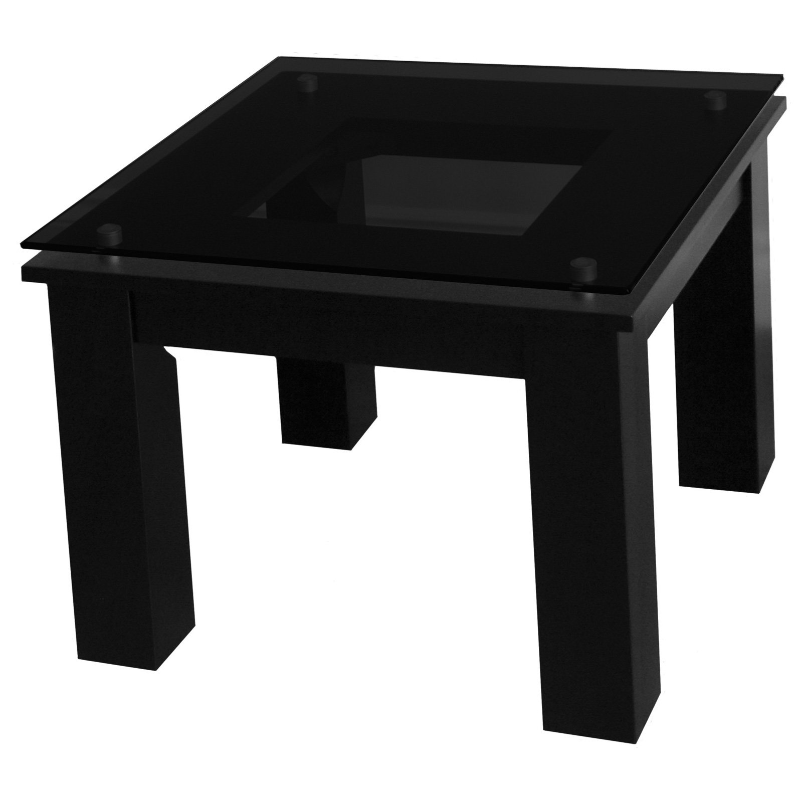 plateau contemporary end table black large modern metal wooden tables for living room kmart better homes and gardens inch round glass top patio ethan allen wick rustic industrial