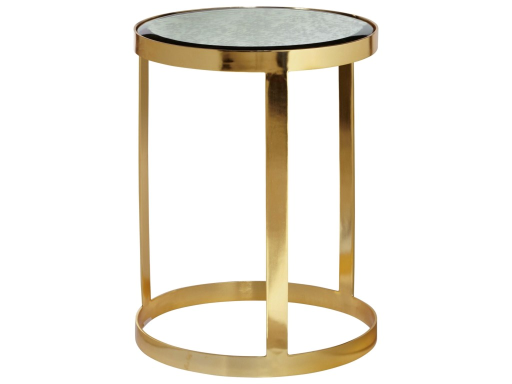 pulaski furniture accents accent table john schultz products color end tables pipe fitting legs leather sofa pallet couch putting front windows diwan wicker patio round plastic