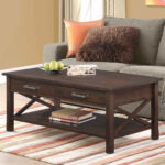 ridgely coffee table service whalen end made out pallets fixer upper furnishings glass with gold legs three tables living room nest fire pit furniture industrial style unfinished 150x150