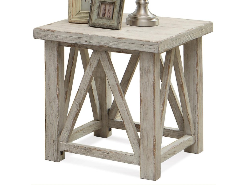 riverside furniture aberdeen end table with light distressing products color fair tables ethan allen dining room build indoor dog kennel white leather sectional ashley country