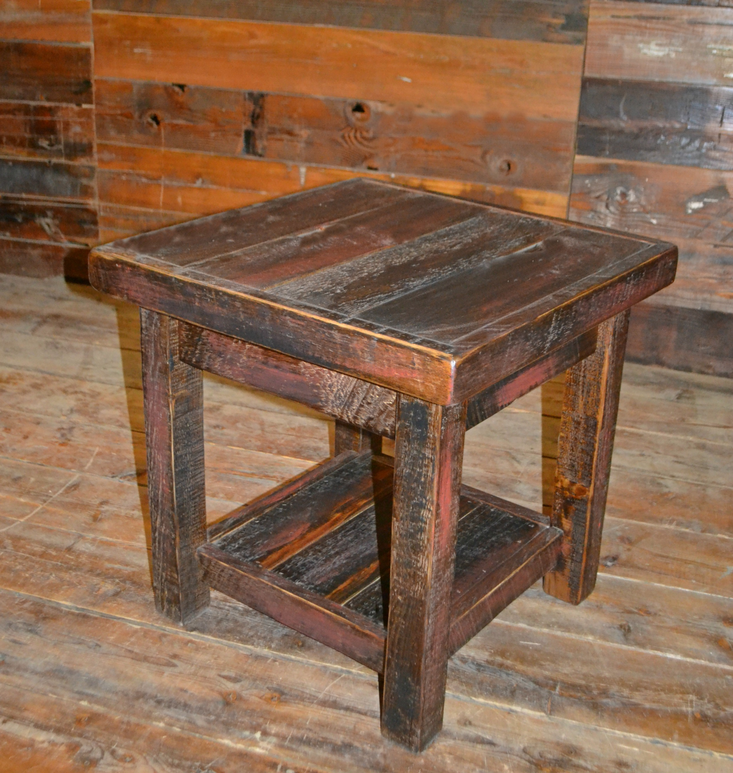 rough sawn pine open end table rustic furniture mall timber creek dsc befunky tables mosaic top outdoor side liberty bedroom suite stanley kids set color rug with brown