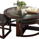 round coffee table with chairs kenny design wooden stools underneath furniture row and end tables tzolkin calendar black brown best finish for cherry top west elm parsons daybed 150x150