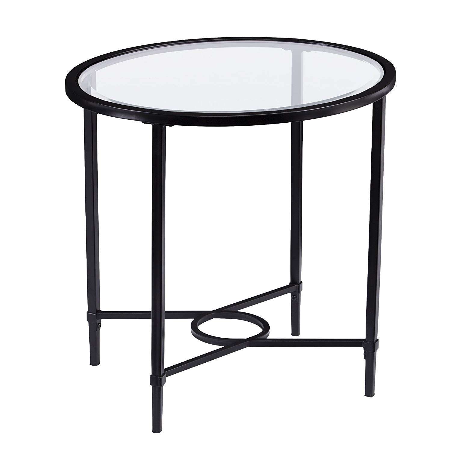 round glass top end table black oval kitchen dining tables brown couch curtains small bedside unit north shore room set modern orange bedroom furniture sizes mirrored accent dark