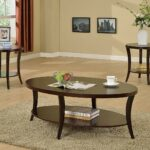 roundhill furniture oval coffee end altra table and tables piece set kitchen dining brown couch beige walls inch deep hall looking for sofa garden black glass bentwood 150x150