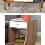 sauder furniture inspired accents modern walnut coffee table end tables liberty collection used oak farmhouse kitchen dog cage ideas rustic country dhp parsons stanley american 150x150