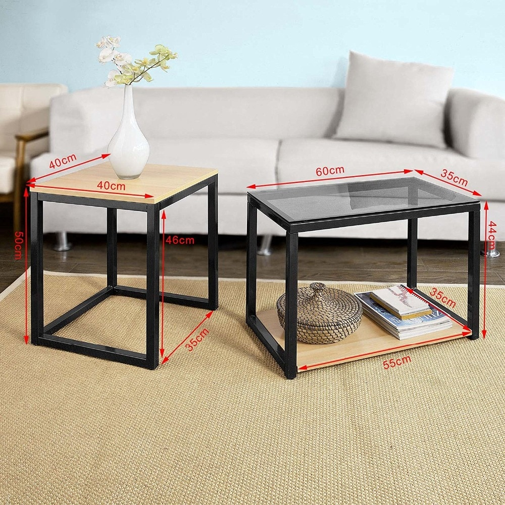 sch modern nesting tables set coffee table end living room furniture from mid century bedroom uttermost zerrin ethan allen legacy collection lay boy gallery court buffet inch sofa