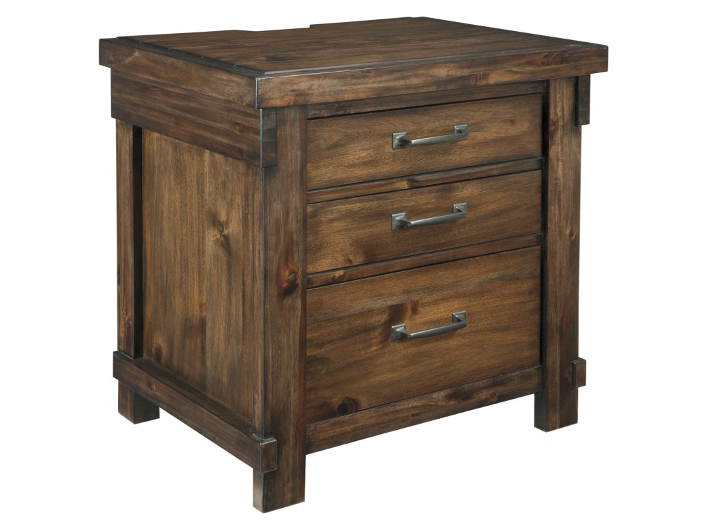 signature design ashley lakeleigh three drawer night products color end table with drawers lakeleighthree stand all metal glass coffee sets furniture america carline modern