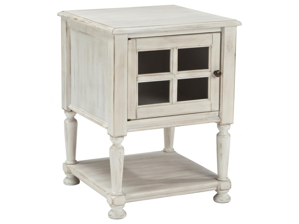 signature design ashley mirimyn chair side end table with window products color cottage accents glass door mirimynchair wood coffee tables toronto wayside furniture delivery