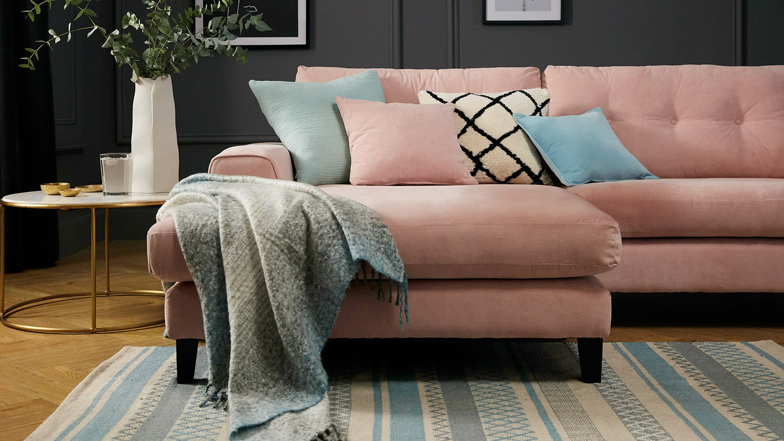 sofology sofas corner sofa beds chairs always low desk demure what color end tables with dark brown leather furniture light pink chaise blue throw and scatter cushions stanley
