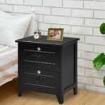 solid wood elegant night stand locking drawer storage shelf end table with details about black espresso coffee and tables big lots stands round mirrored bedside cat large square 150x150