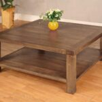 square rustic coffee table the new way home decor precious end white wood lamp craigslist ethan allen jofran side wine rack kmart puppy ideas luxury tables pallet sides can you 150x150