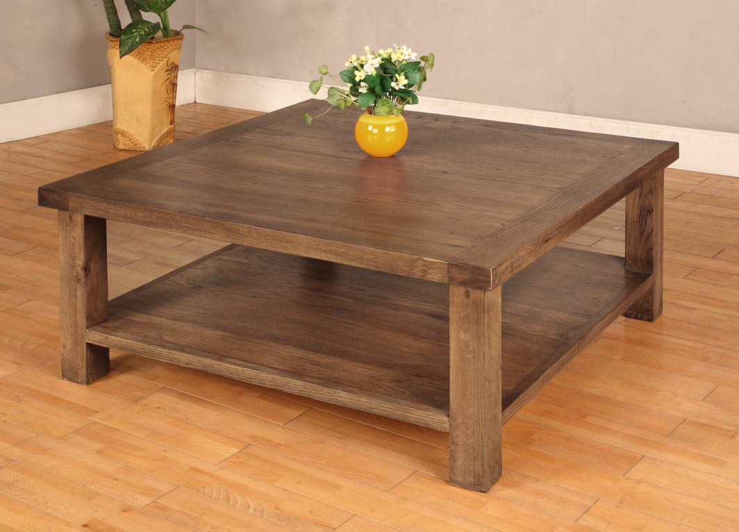 square rustic coffee table the new way home decor precious end white wood lamp craigslist ethan allen jofran side wine rack kmart puppy ideas luxury tables pallet sides can you