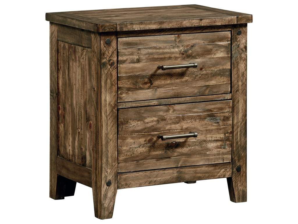 standard furniture nelson rustic nightstand dunk bright products color bedroom end tables broyhill square coffee table thomasville dining cast iron bedside dog beside glass with