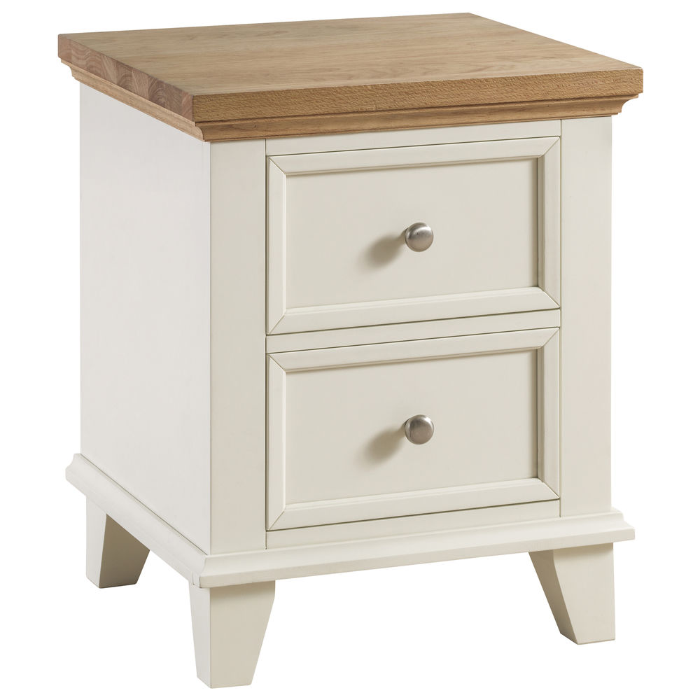 stone white finish oak bedside cabinet bedroom end lamp table tables details about drawer chest small black foyer furniture row side with storage stanley sofa tures height rules