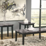 sville black marble coffee and end table set ashley ash tables dual dog kennel where are laura sofas made map white gold home hardware outdoor chairs antique mahogany nightstand 150x150