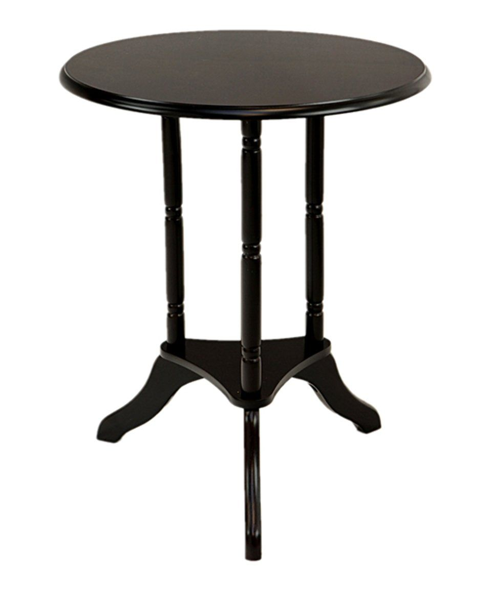 take look this round espresso end table today zulilystuff rose gold big lots chairs minwax stain chart console and mirror inch dog crate free shipping ethan allen wing chair wood