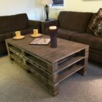 the best diy pallet coffee table projects for your living room easy furniture end inch patio dining mini side powell accent wood iron ashley porter entertainment center leon 150x150