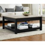 the gray barn latigo distressed finish coffee brown table black sofa end tables sonoma oak used lazy boy chairs lucite cube unfinished shore furniture brick small industrial young 150x150