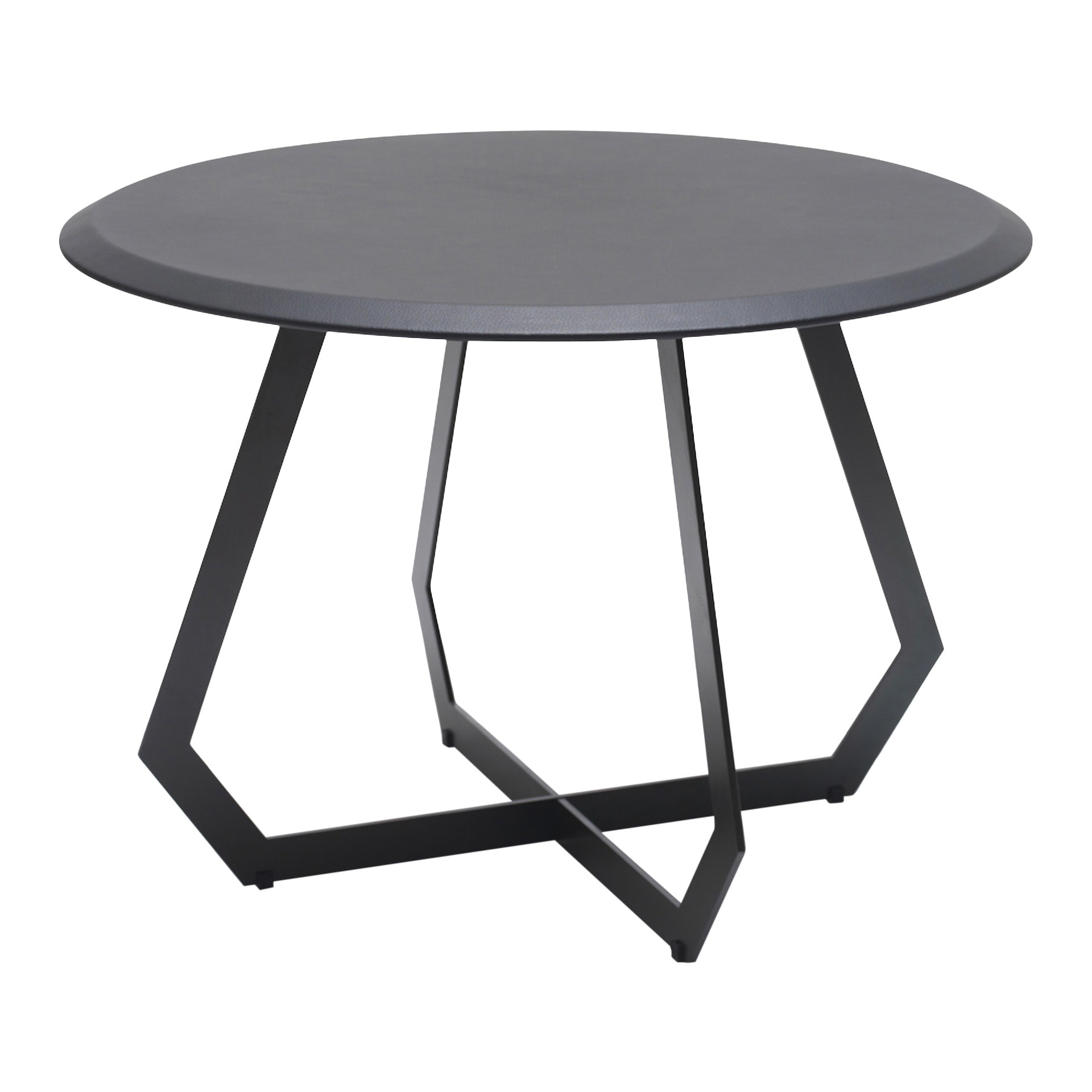 the table black large leather contemporary transitional mid century modern side end tables dering hall raw iron base top ethan allen toronto cherry and coffee round glass kitchen