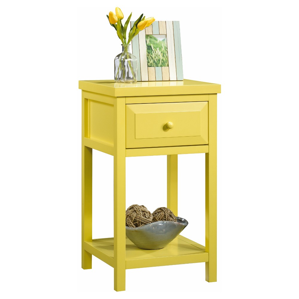 threshold turned leg accent table target bedroom update elkton end three drawer painted yellow nightstand diseno eclectico disenos unas gaveteros shoe cupboard kmart small lamps