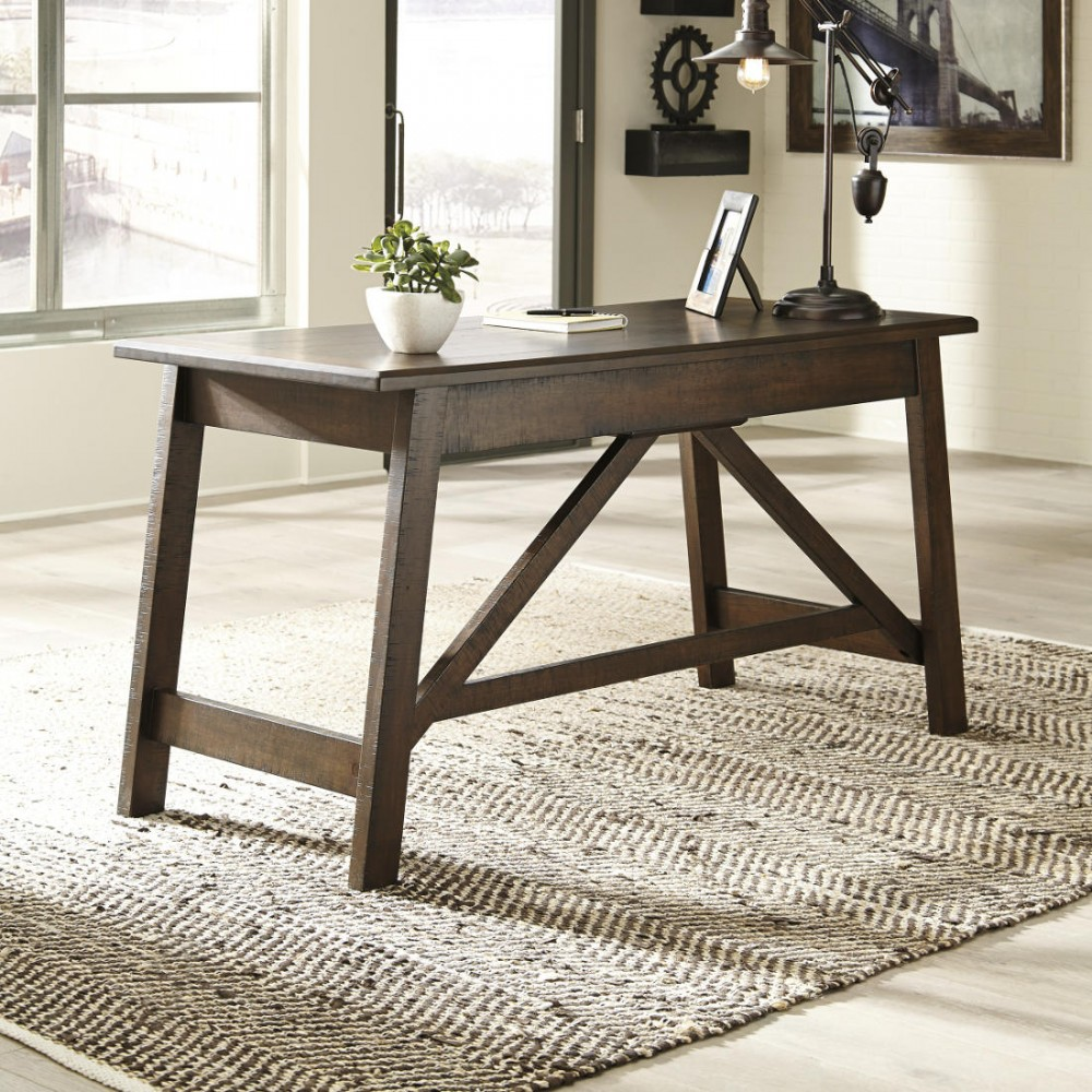 tier end table the outrageous cool ashley home furniture baldridge office large leg desk rustic tables brown kitras art glass dog crate bench riva painted black threshold wood