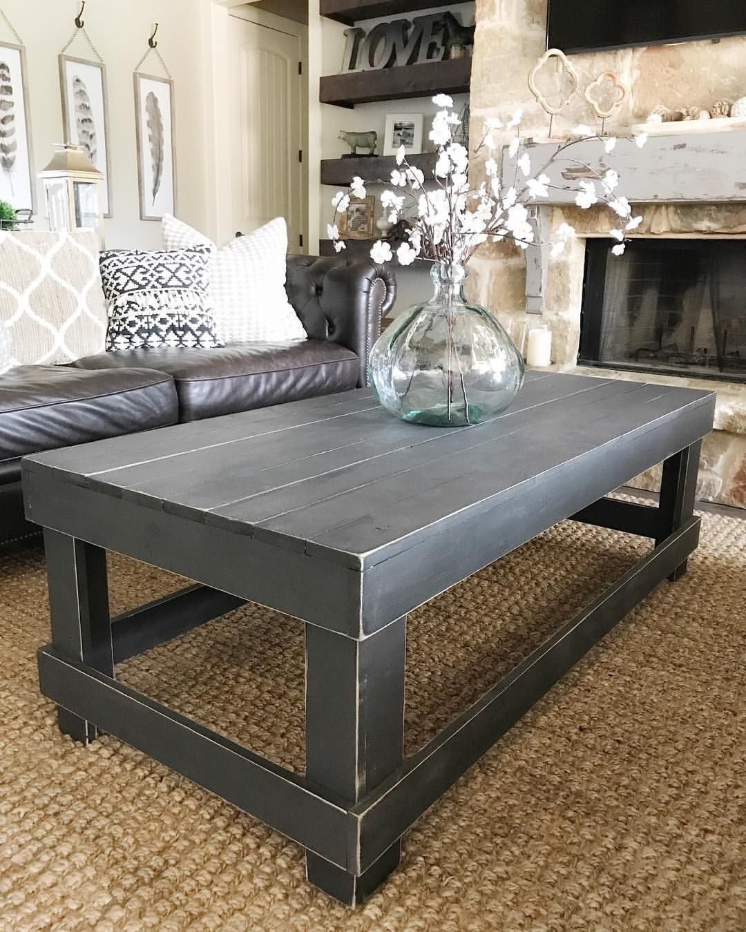 tools boards one cute coffee table click the link diy end ideas our profile watch how easy window side sofa pulaski dog crate ott cage made wood rustic farmhouse oak and glass