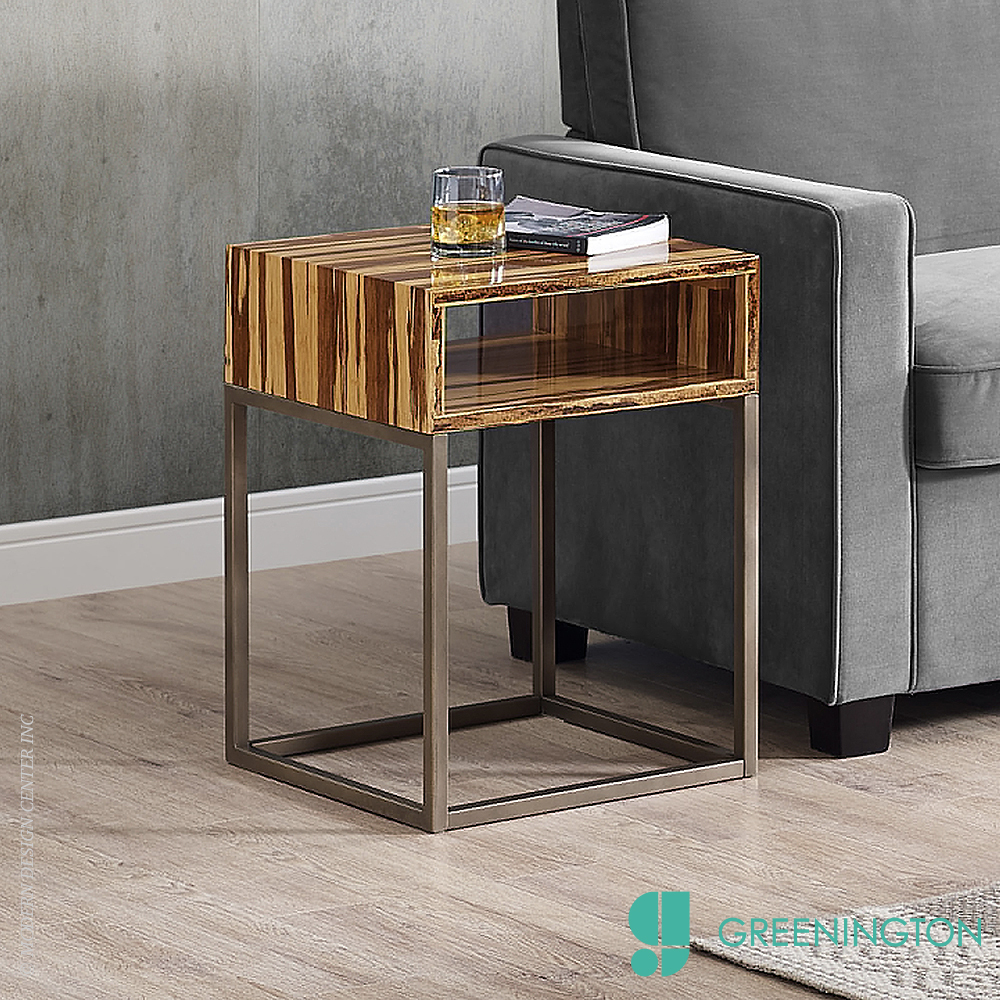 toronto end table greenington metropolitandecor tables quick view white floor lamp with coffee gold coast riverside meridian desk made furniture accent side adirondack unfinished