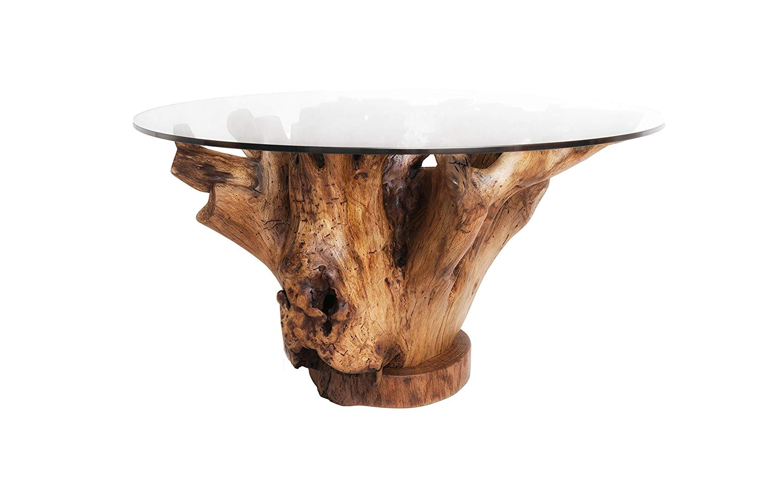 tree stump coffee table handmade end uttermost settee above toilet cabinet high unique accent tables twin and dresser set outdoor metal nesting diy pallet dog kennel living room