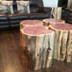 tree stump end table night stand stool knaughty log comfort sofa diy rustic industrial furniture pallet dog kennel magnolia ping waco ethan allen toronto bluestone parsons coffee 150x150