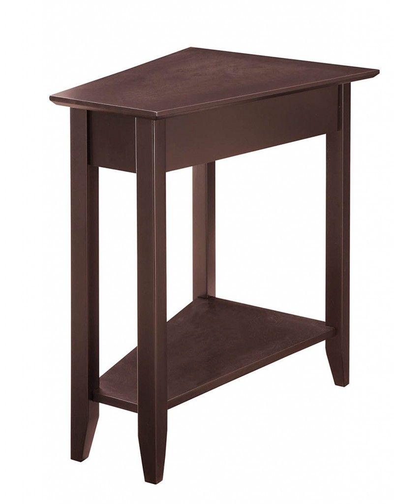 triangle end table how choose the right for office furniture tables high skinny mid century los angeles whalen bookcase square glass and chairs macy tampa homesense patio sets