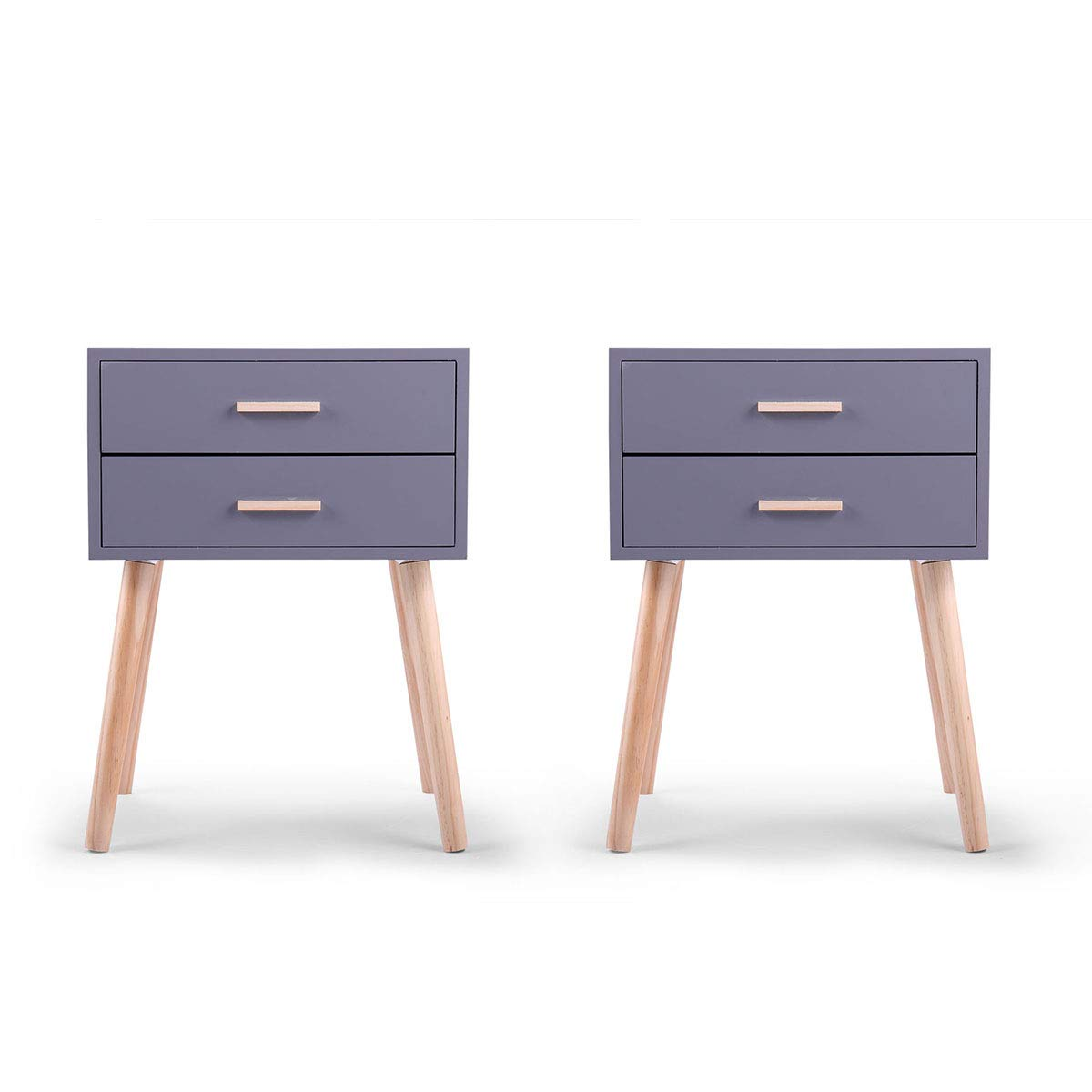 two nightstand side end table drawers pine wood bedroom tables legs living room furniture grey kitchen dining extra large dog crate rose gold target what color throw pillows for