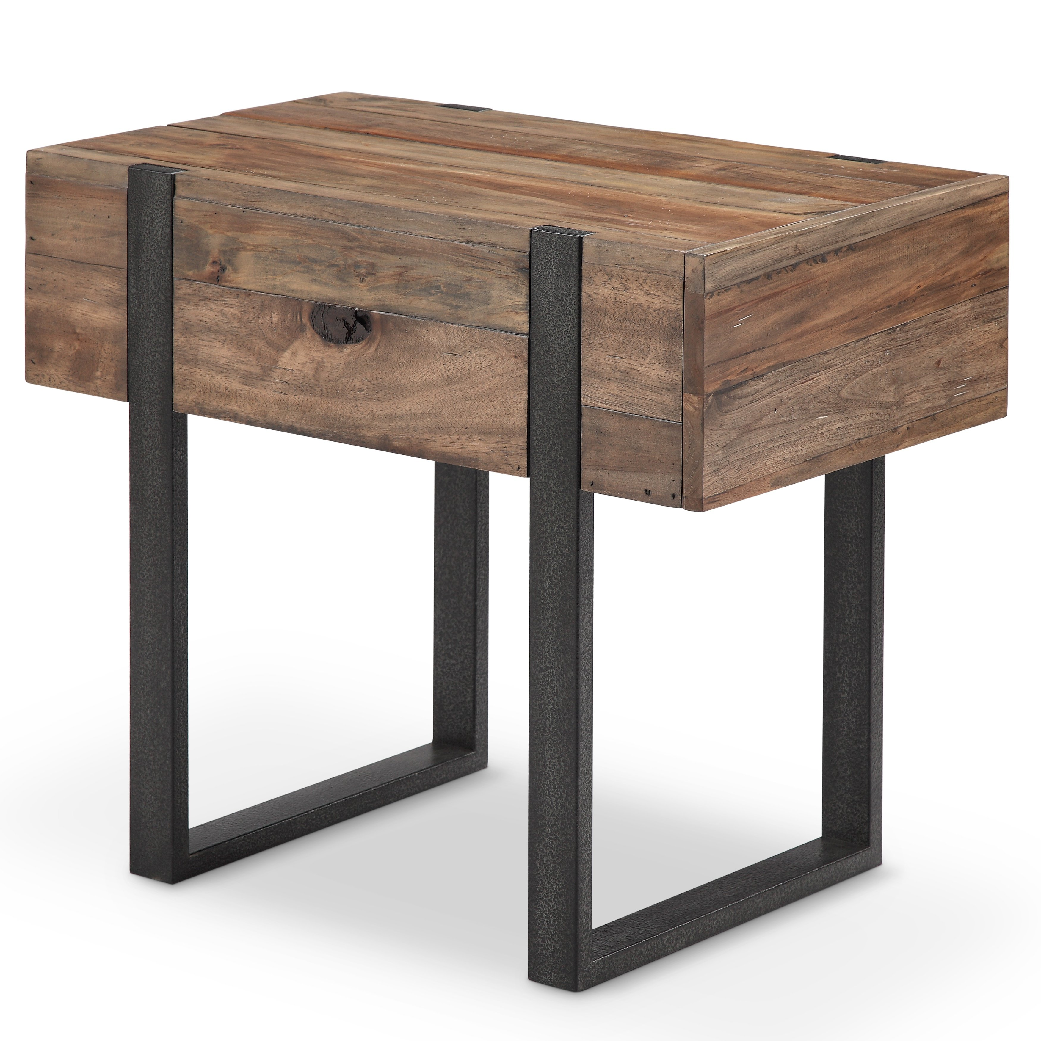 union rustic sharri modern end table reviews tables console next patio set ethan allen coaster fine furniture tall side for living room riverside promenade desk outdoor accents