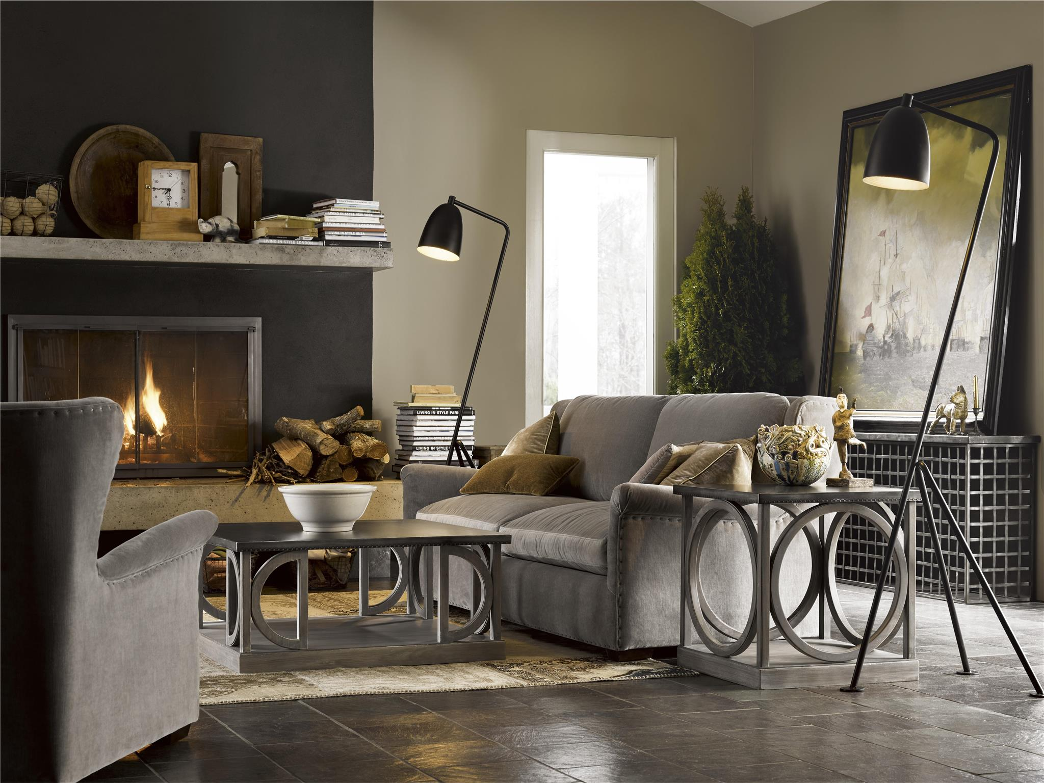 universal furniture curated carlton end table tables loading zoom nordstrom black pipe workbench kitchen top replacement bronze lady coffee metal frame wood bedroom sets montreal