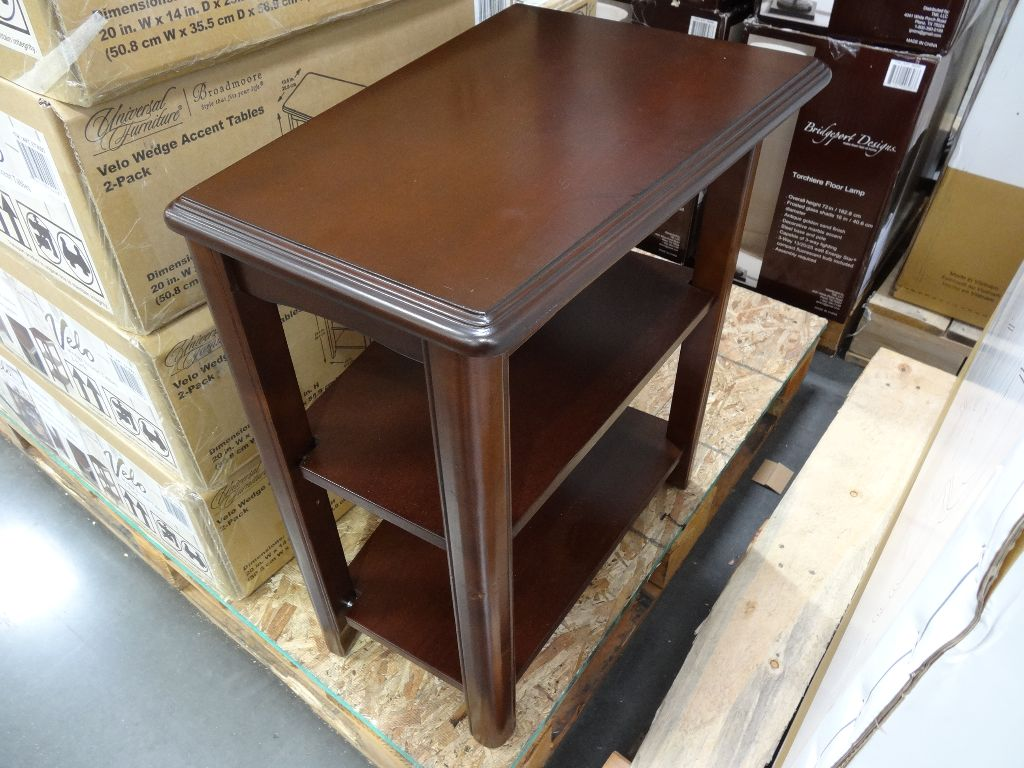 universal furniture velo wedge tables mirrored end table broyhill ethan allen vintage catalog plastic patio side vanity royaloak bengaluru karnataka modern maple nightstand